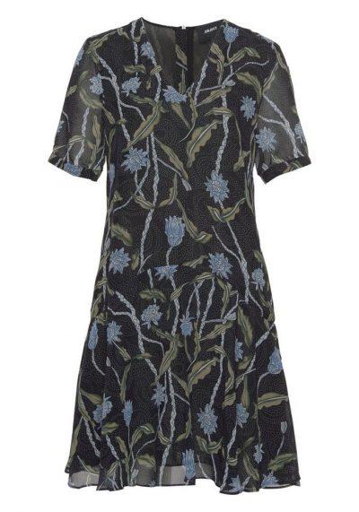 Object gedessineerde jurk Jakane