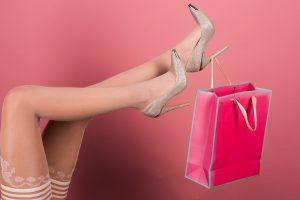 Panty's shoppen