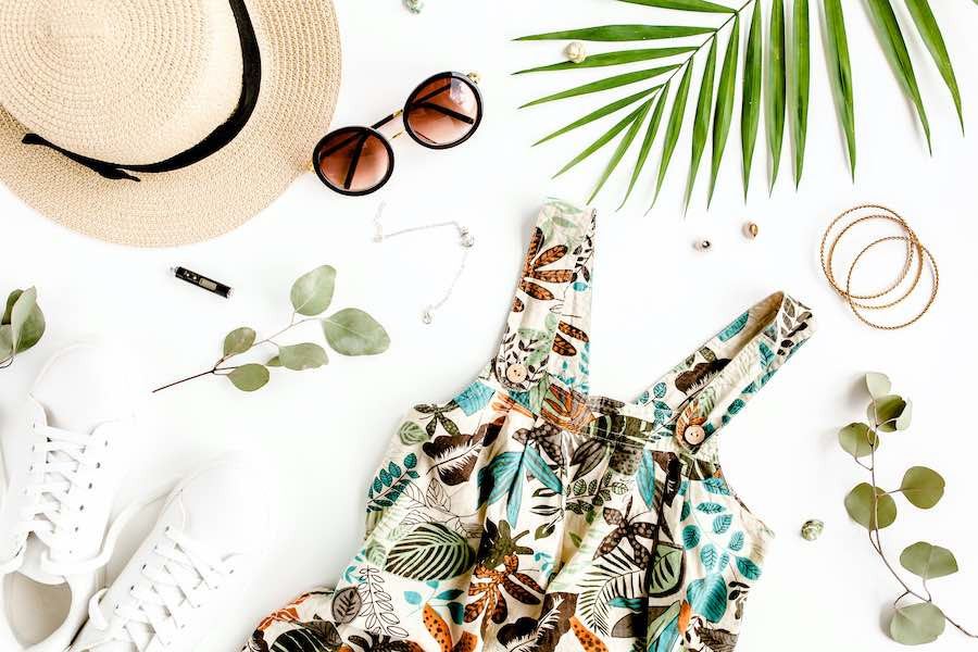 Outfit zomerjurken accessoires musthaves